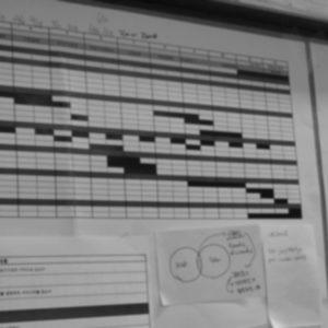 Excel日程表
