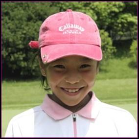 秋山真凛 ゴルフ 秋山幸二の娘 ベストスコア かわいい