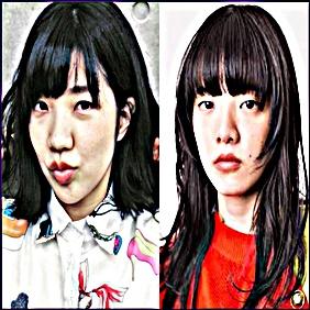 福田麻貴とあいみょんは似てる?目元や口元&鼻すじと顔の輪郭を比較!