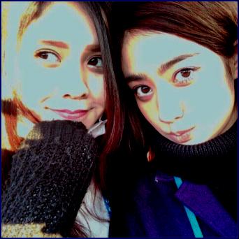 谷まりあの妹 ハーフの2ショット画像が姉に似て美人すぎる件!