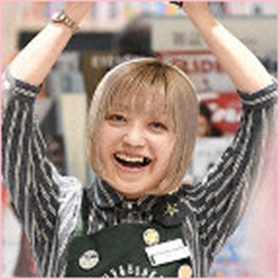 新井見枝香の笑顔が可愛い!カリスマ書店員のエプロン姿に胸キュンw